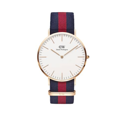 Classic Oxford Man Watch Rose Gold 40 mm
