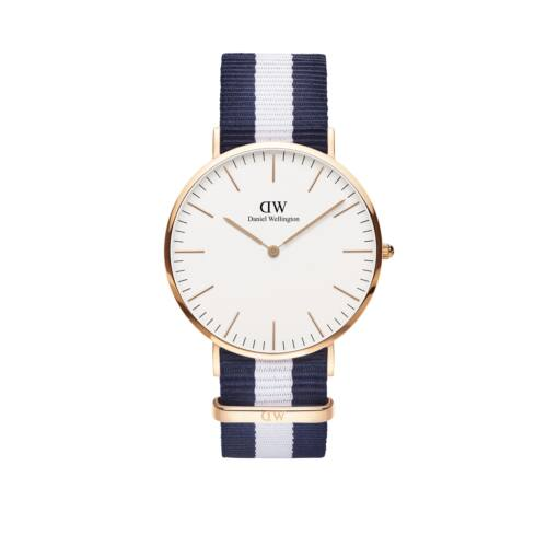 Classic Glasgow Man Watch Rose Gold 40 mm