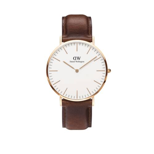 Classic St.Mawes Man Watch RoseGold 40 mm