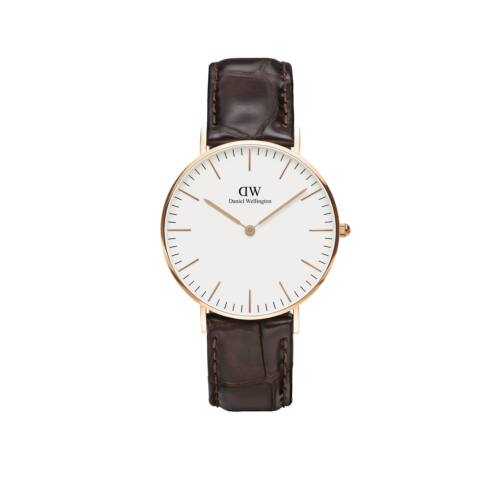 Classic York Lady Watch Rose Gold 36 mm