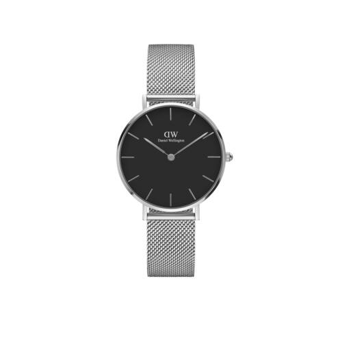 Classic Petite Sterling 32 mm Black