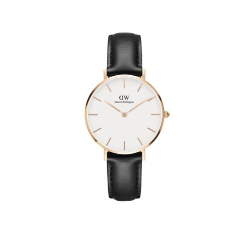 Classic Petite Sheffield Rose Gold White 32 mm