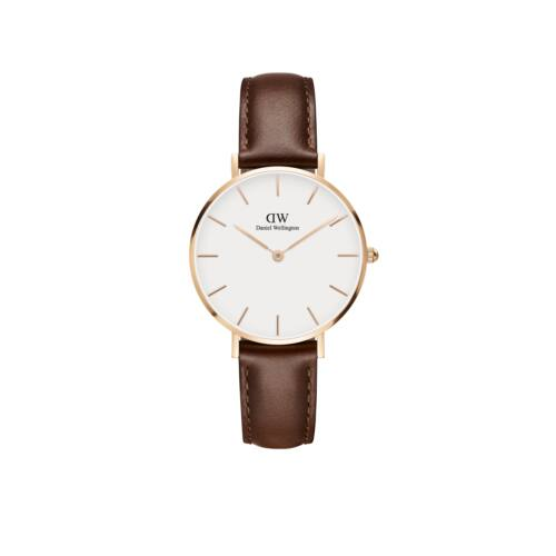 Classic Petite St.Mawes Roe Gold White 32 mm