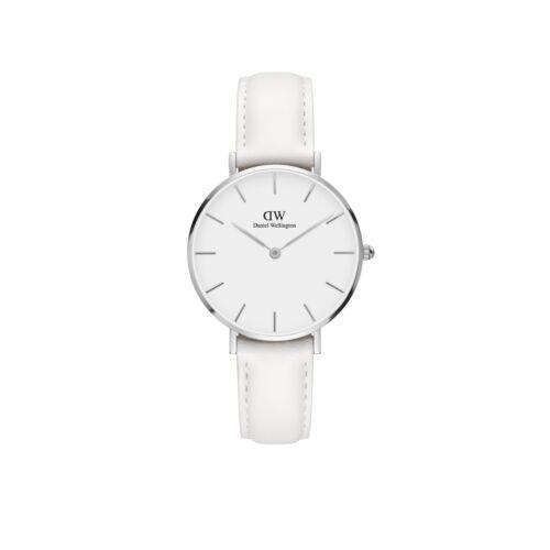 Classic Petite Bondi Silver White 32 mm