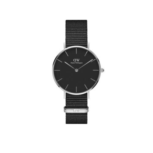 Classic Petite Cornwall Silver Black 32 mm