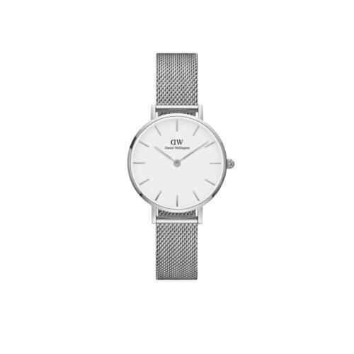 Classic Petite Sterling White 28 mm