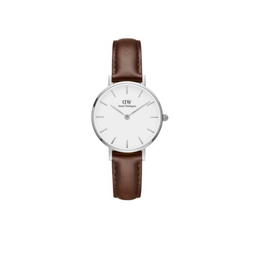Classic Petite St.Mawes Silver White 28 mm