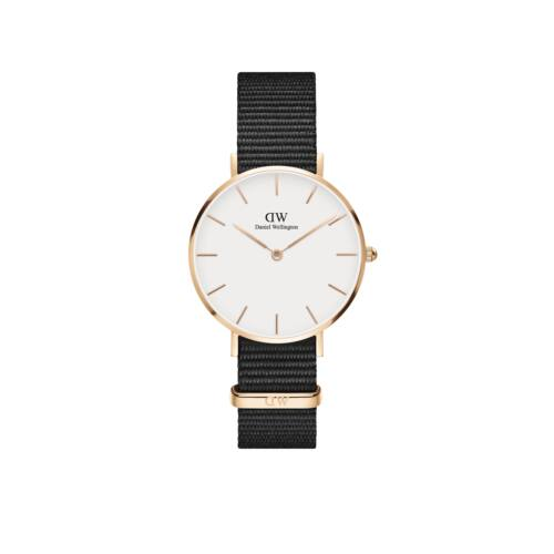 Classic Petite Cornwall Rose Gold White 32 mm