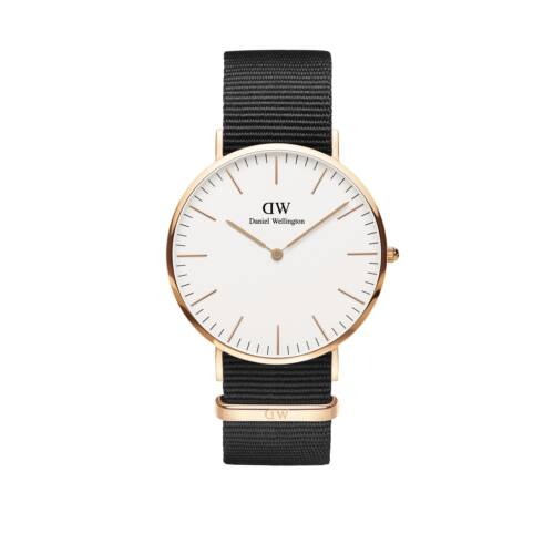 Classic Cornwall Man Watch Rose Gold 40 mm