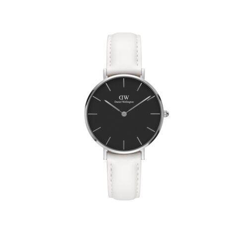 Classic Petite Bondi Silver Black 32 mm