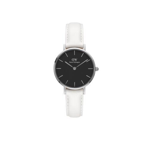 Classic Petite Bondi Silver Black 28 mm