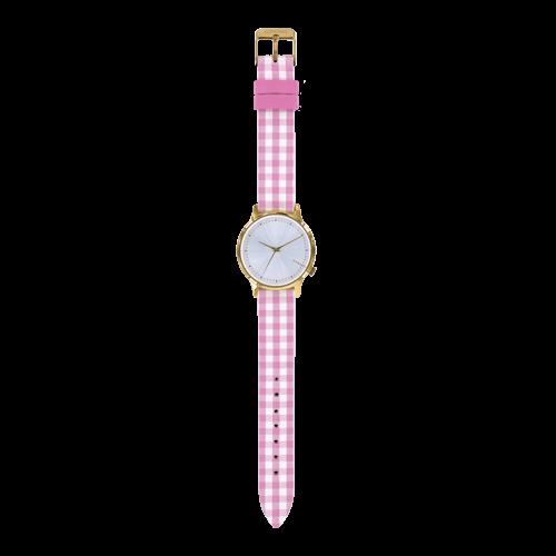 Estelle Vichy Pink
