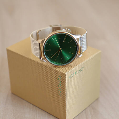 Winston Royale Gold Green