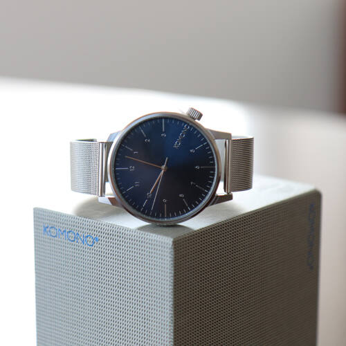 Winston Royale Silver Blue