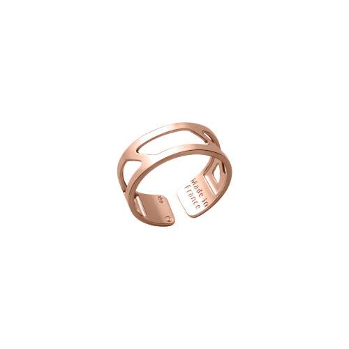 Ruban gyűrű 8 mm Rose Gold