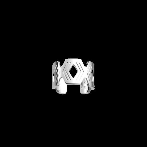 Pavillon gyűrű 12 mm Silver