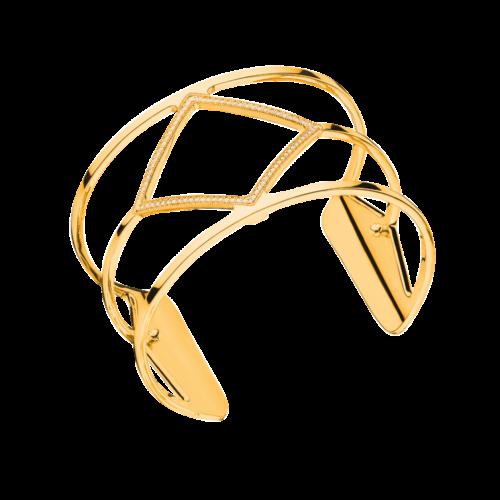 Losange Karperec 40 mm Gold