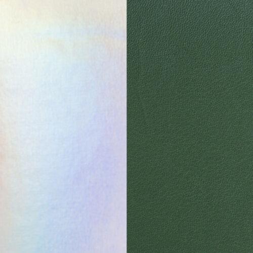 Iridescent/Green 25 mm karkötő bőr