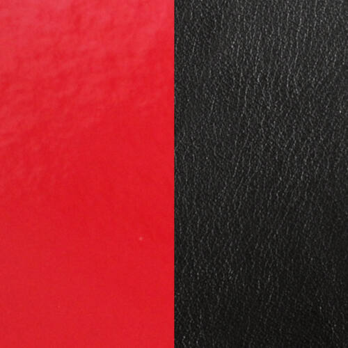 Patent red/Black 40 mm karkötő bőr
