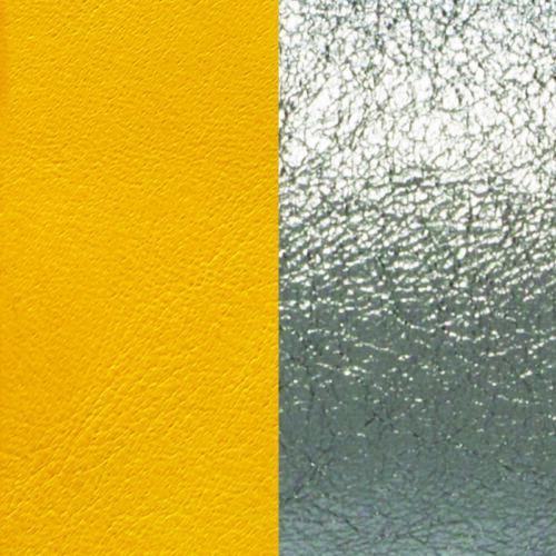 Sun / Silver 40 mm karkötő bőr