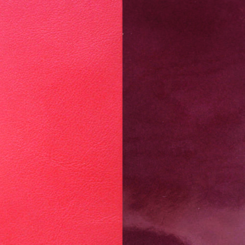 Prune Vernis/Corail 25 mm karkötő bőr