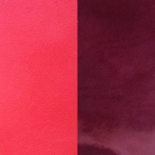 Prune Vernis/Corail 14 mm karkötő bőr
