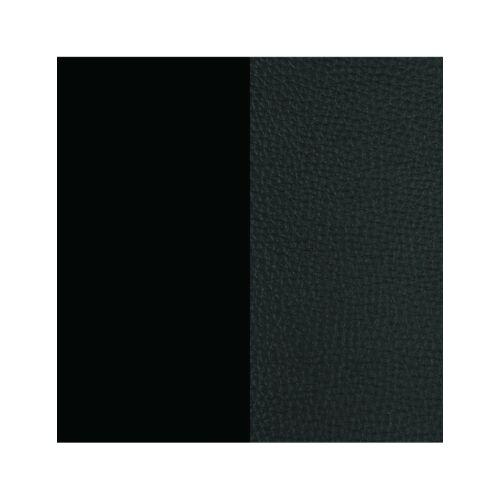 Black / Soft Black 14 mm karkötő bőr
