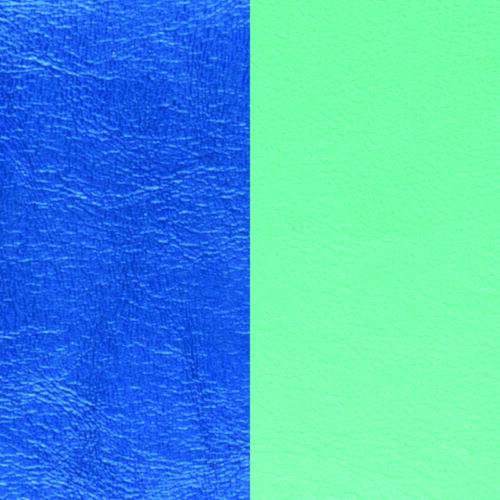 Mermaid Blue / Aqua 25 mm karkötő bőr