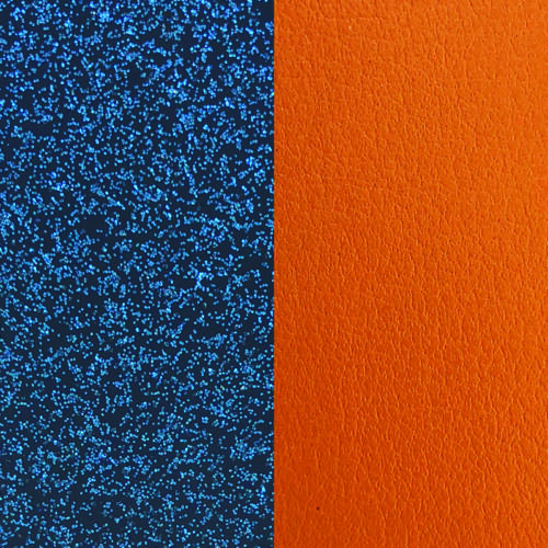 Blue seq/Apricot gyűrű fólia 8 mm