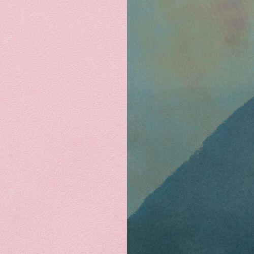 Pink/ Petrol karkötő bőr 8 mm