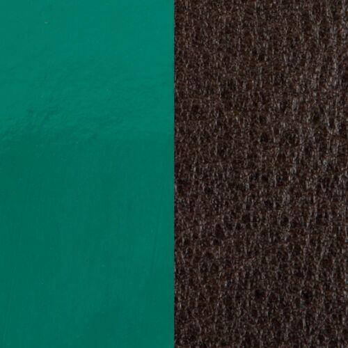Pine Green/Brown karkötő bőr 25 mm