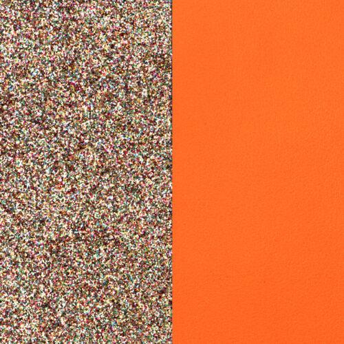 Multic. Glitter/Grenadine karkötő bőr 40