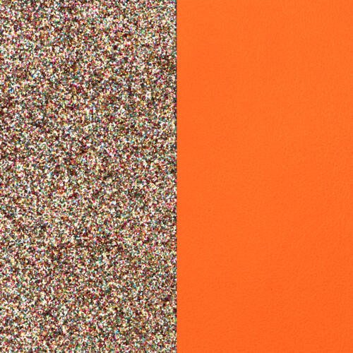 Multic. Glitter/Grenadine karkötő bőr 25