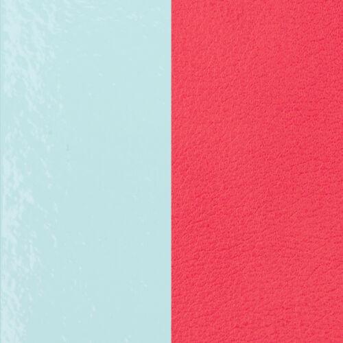 Patent Light Blue/Grenadine karkötő bőr