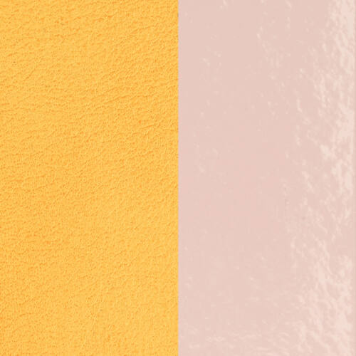 Patent Light Pink/Lemon yellow kark. bőr