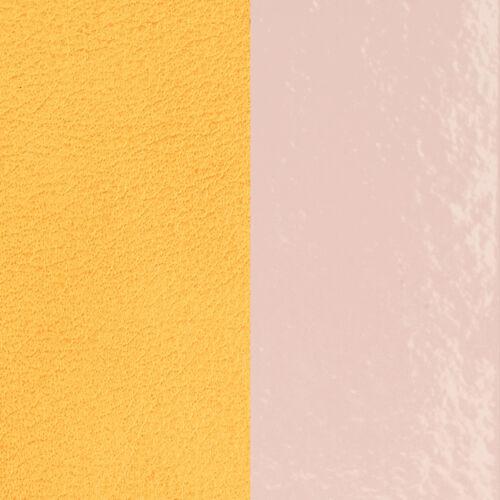 Patent Light Pink/Lemon yellow kark. bőr