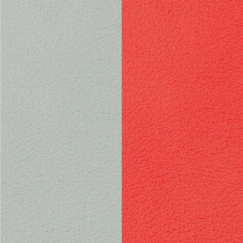 Cloud/Poppy Red karkötő bőr 25 mm