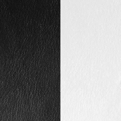 Black/White 14 mm karkötő bőr