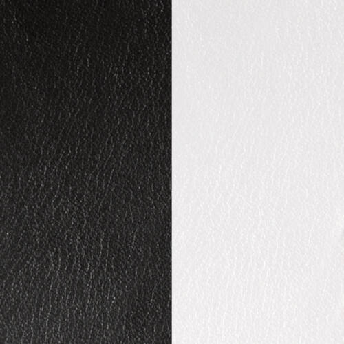 Black/White gyűrű bőr