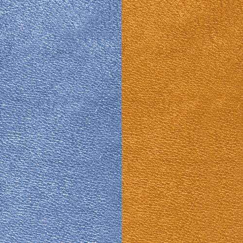 Blue denim/Canyon 25 mm karkötő bőr