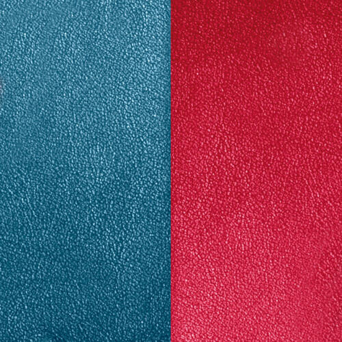 Blue/Raspberry 8 mm karkötő bőr