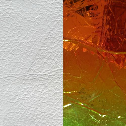 White/ Laser 14 mm karkötő bőr