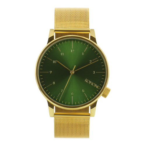 WINSTON ROYALE GOLD GREEN
